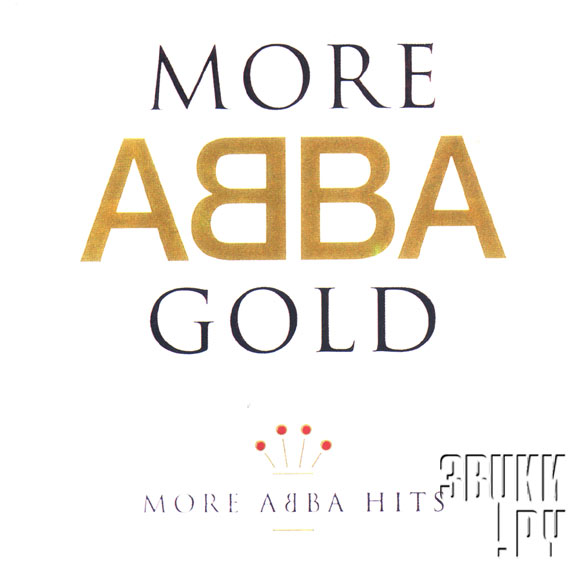 ОБЛОЖКА: More Abba Gold
