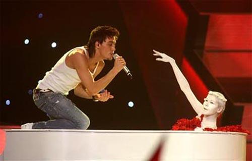 Евровидение 2006 место