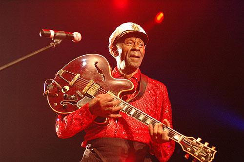 Chuck Berry - Музыкальная MP3 Коллекция