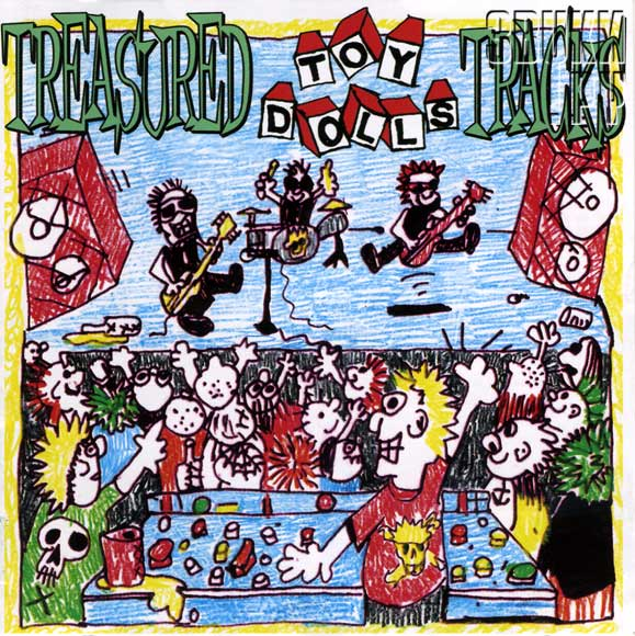 ОБЛОЖКА: Treasured Toy Dolls Tracks
