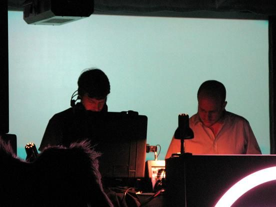 Aphex Twin + Hecker @ Bloc Weekend 2009