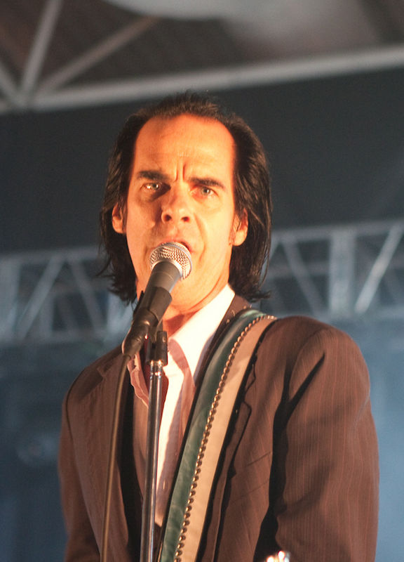 Nick Cave and the Bad Seeds на фестивале Стереолето 2009