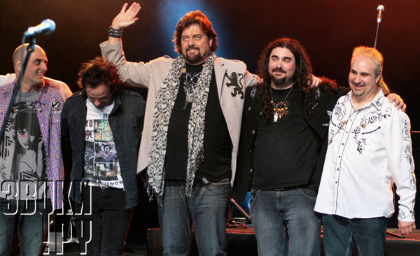 Alan Parsons Project в Москве