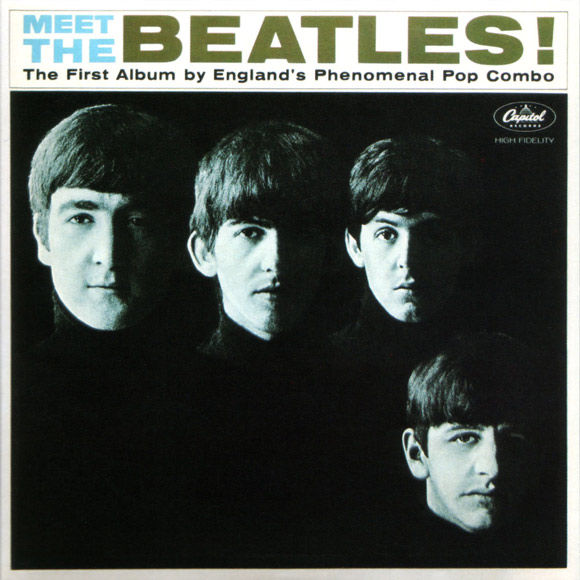 ОБЛОЖКА: Meet The Beatles!
