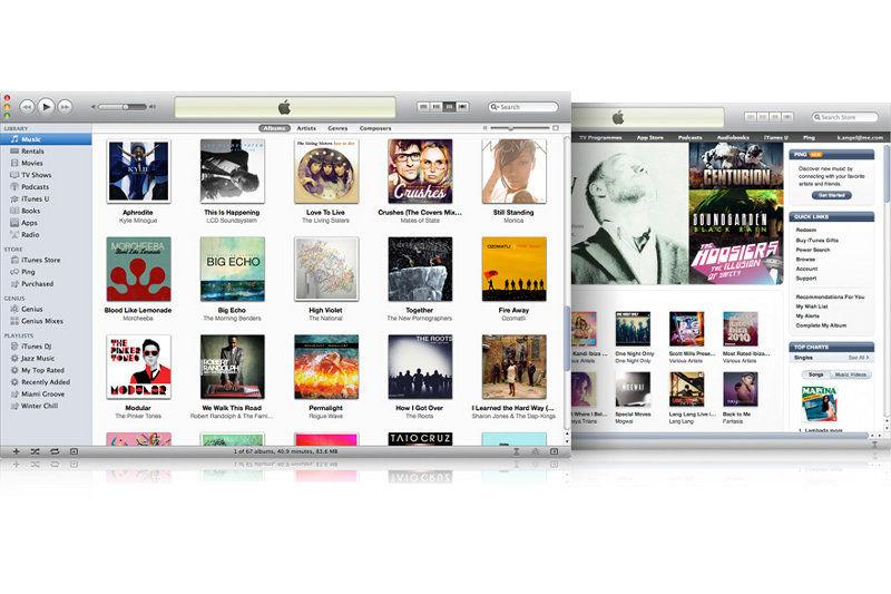 Магазин музыки Apple iTunes вскором времени закроется