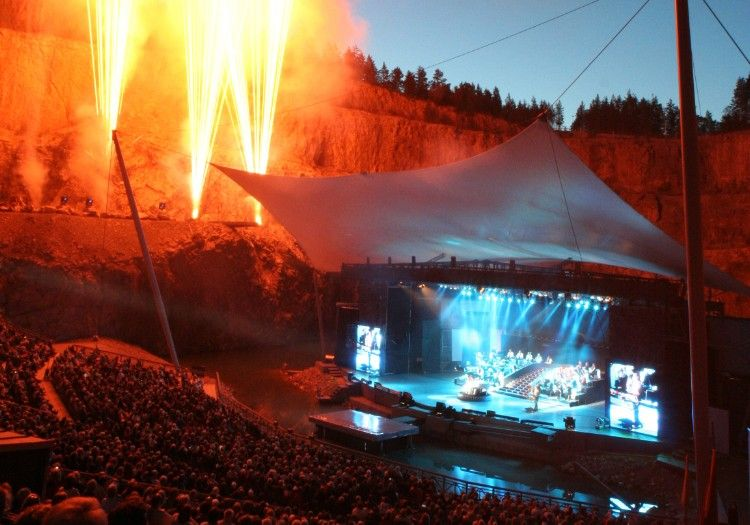 Sweden's Dalhalla Mines Northern European Music Scene