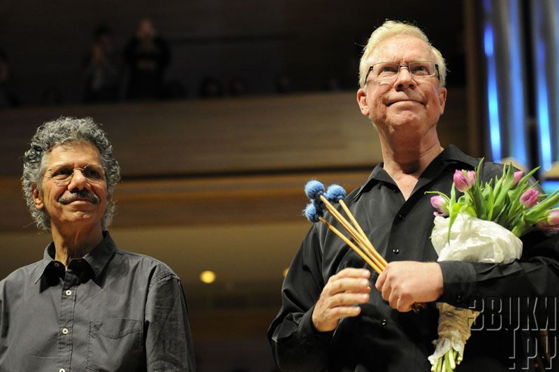 Gary Burton and Chick Corea