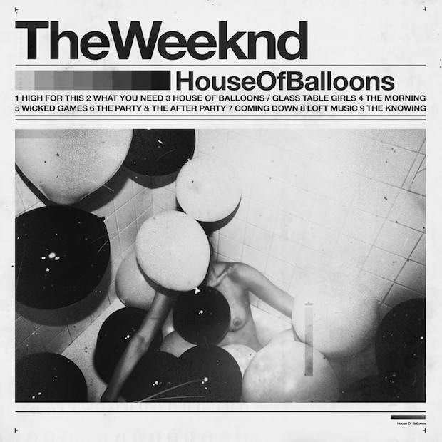ОБЛОЖКА: House of Balloons