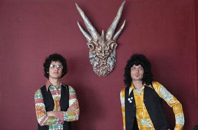 The MARS VOLTA: The Mars Volta издали сборник демо-версий своего первого альбома