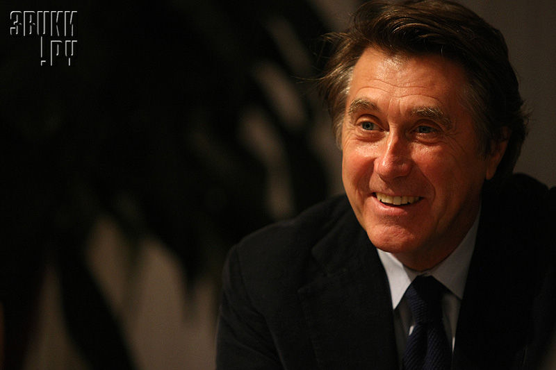Bryan FERRY interview