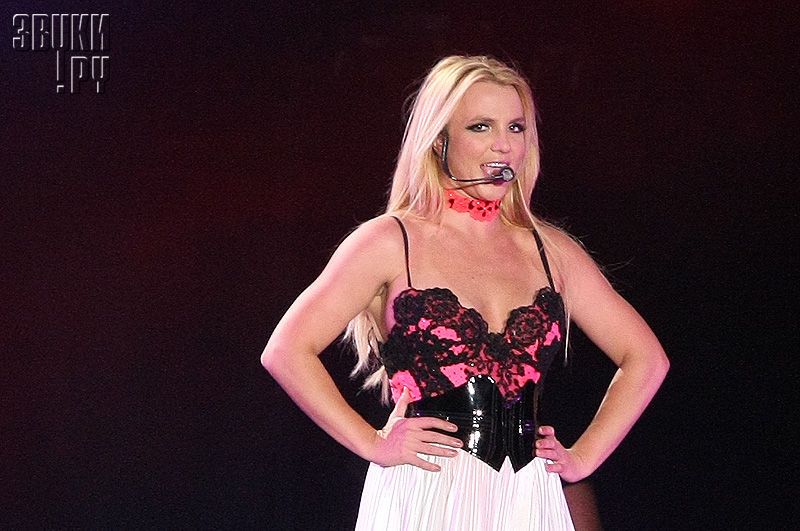 Britney Spears-2011 Moscow