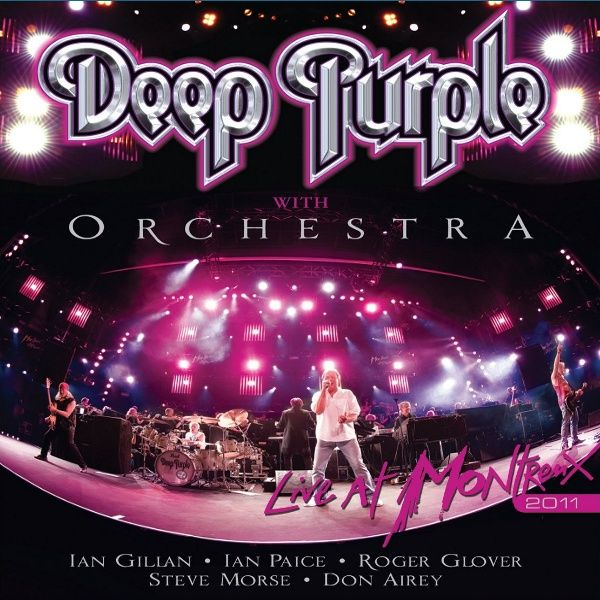ОБЛОЖКА: Deep Purple & Orchestra: Live At Montreux