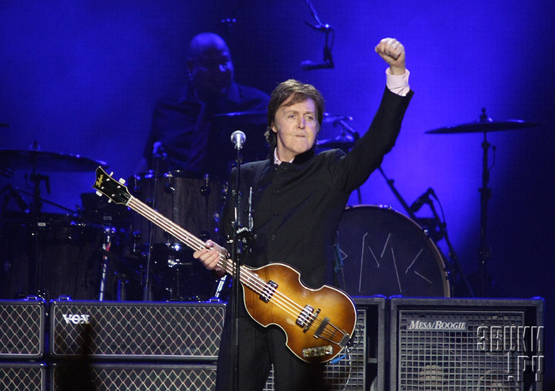 Paul Mccartney -2011