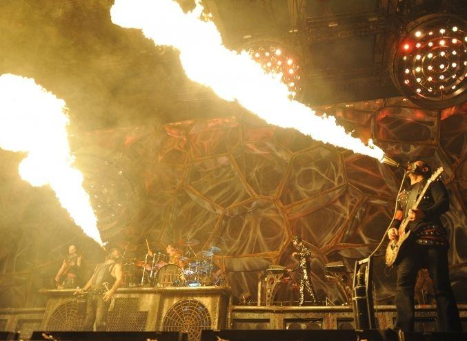 Новый альбом Rammstein выйдет весной 2019 года