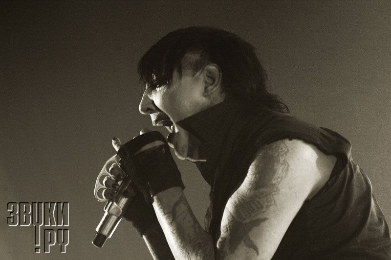 Marilyn Manson, Arena Moscow