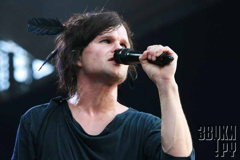 The Rasmus, Maxidrom 2012