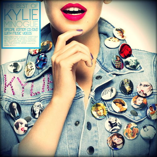ОБЛОЖКА: The Best of Kylie Minogue