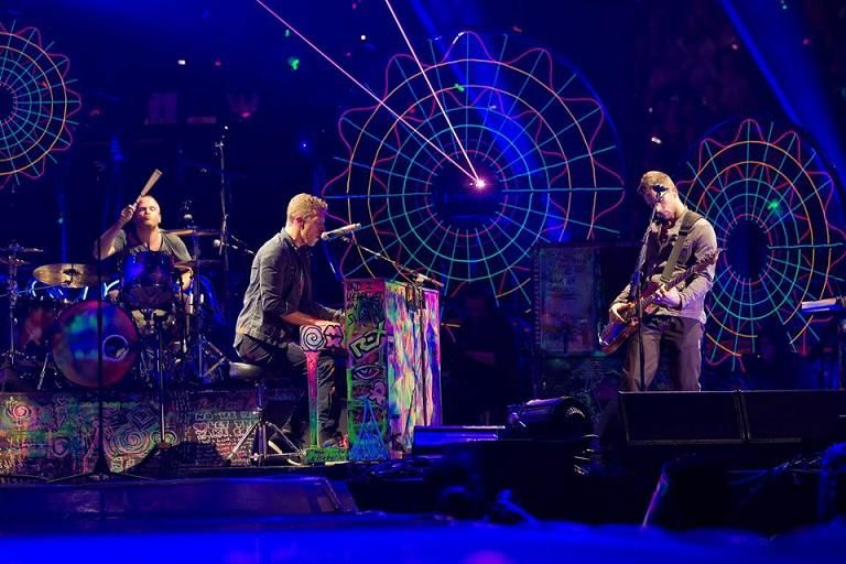 Coldplay @ Montreal, 2012