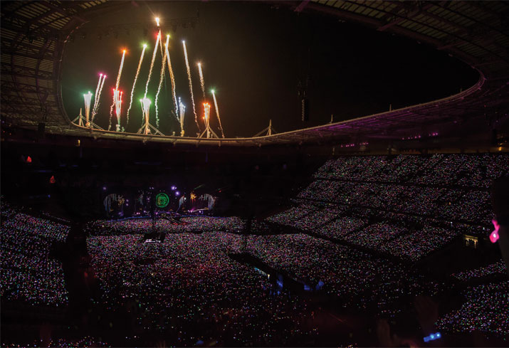 Coldplay 'Live 2012'