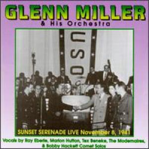 COVER: Sunset Serenade Live (11/08/41)