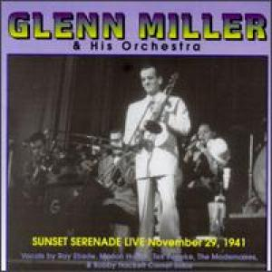 COVER: Sunset Serenade Live (11/29/41)