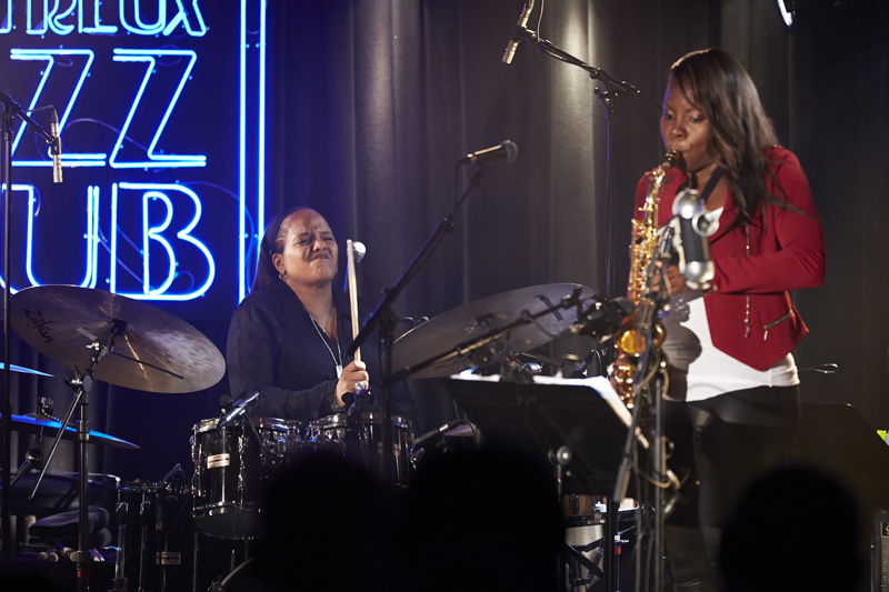 Terri Lyne Carrington And The Mosaic Project