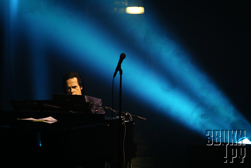 Nick Cave in Crocus city hall