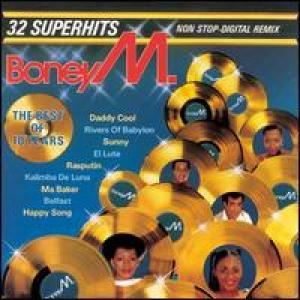 COVER: Best of Boney M