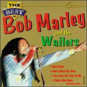 COVER: The Best of Bob Marley & the Wailers...