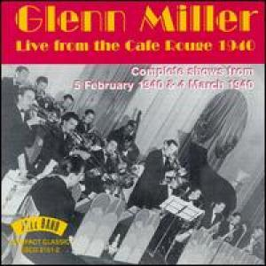 COVER: Live from the Cafe Rouge: 1940