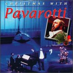 COVER: Christmas with Pavarotti