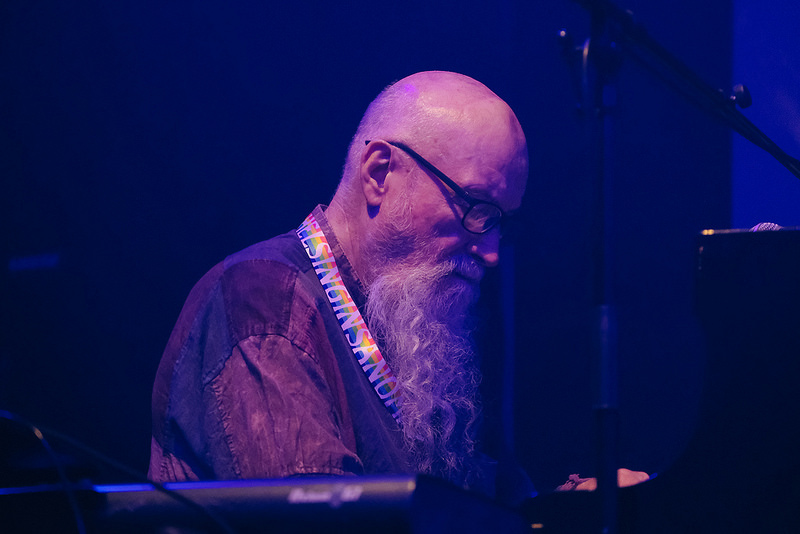 Terry Riley on Flow-2018