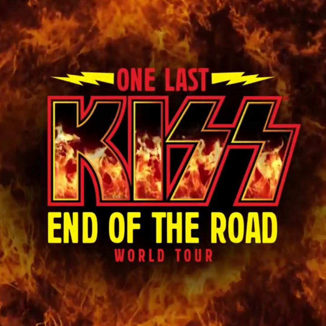 Kiss One Last End Of The Road