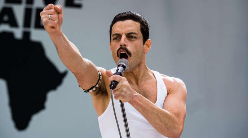 Bohemian Rhapsody фильм фото Queen звукиру
