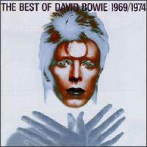 COVER: Best of David Bowie: 1969-1974
